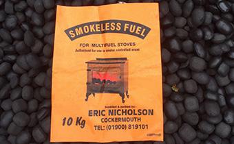 10kg Pre-Pack Smokeless